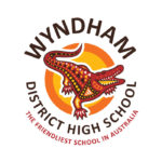 Wyndham District High School Logo Perth Australia