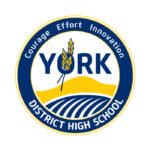 York District High School Logo