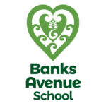 Banks Avenue School Logo Christchurch NZ