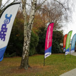 PB4L Flags - Cobham Intermediate , Christchurch