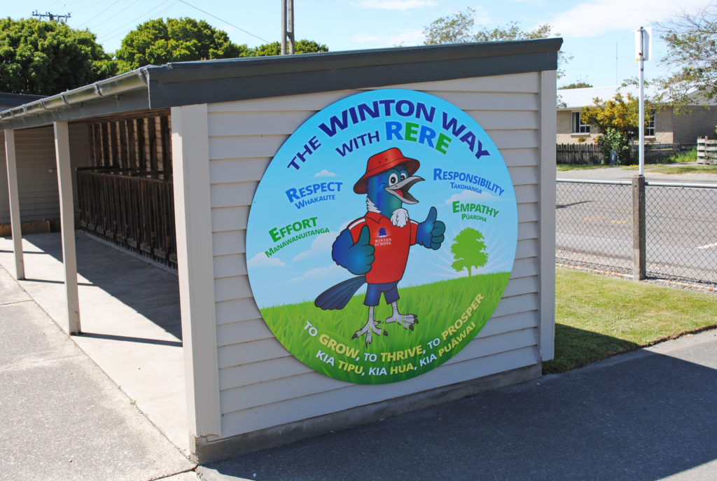 PB4L The Winton Way - Winton School