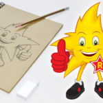 Methven School Star Mascot