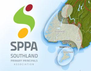 South Primary Principal Association Logo Design