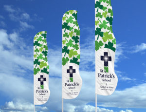 St Patrick's Catholic School Branding Christchurch New Zealand