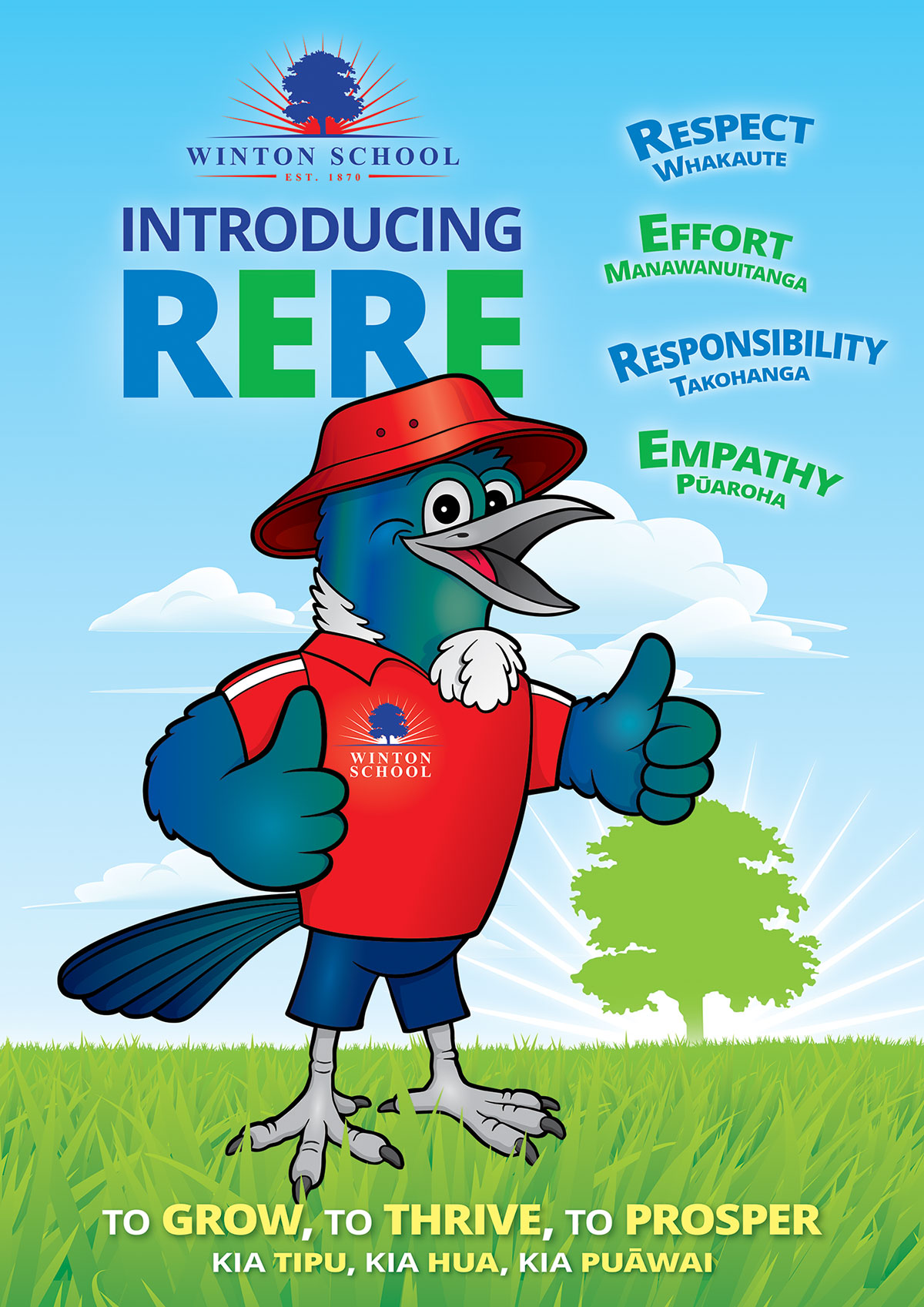 Winton-School-Mascot-Introduction-Poster