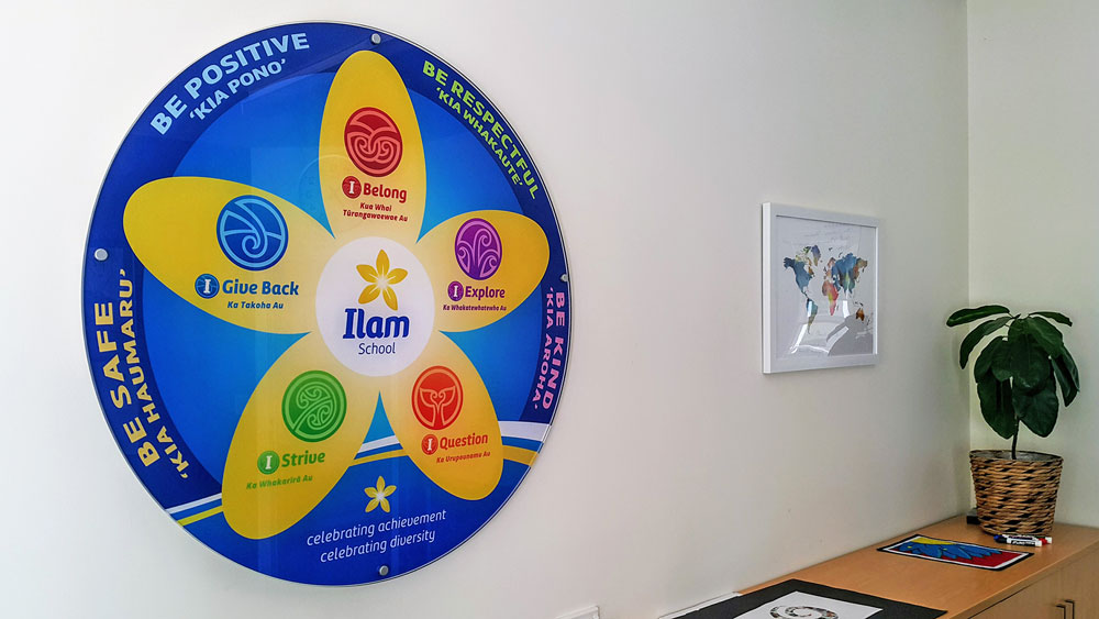 Ilam School Ethos Model Christchurch NZ