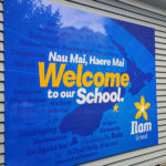 Ilam School Front Sign