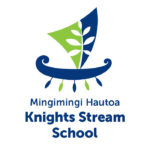 Knights Stream School logo Christchurch NZ