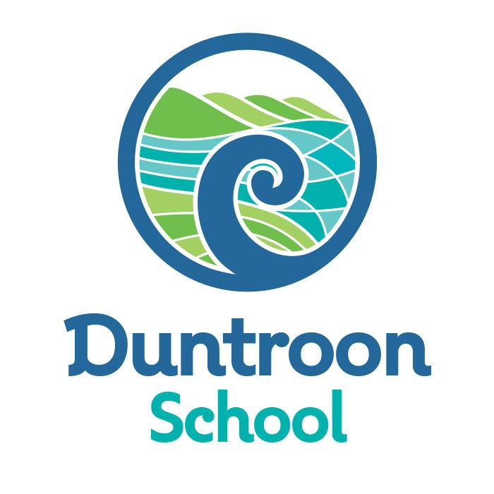 Duntroon School Logo Central Otago NZ - School Branding Matters
