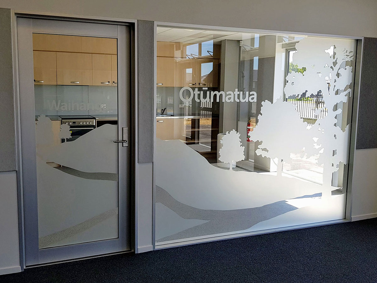 Ōtūmatua Breakout Space Glass Manifestations