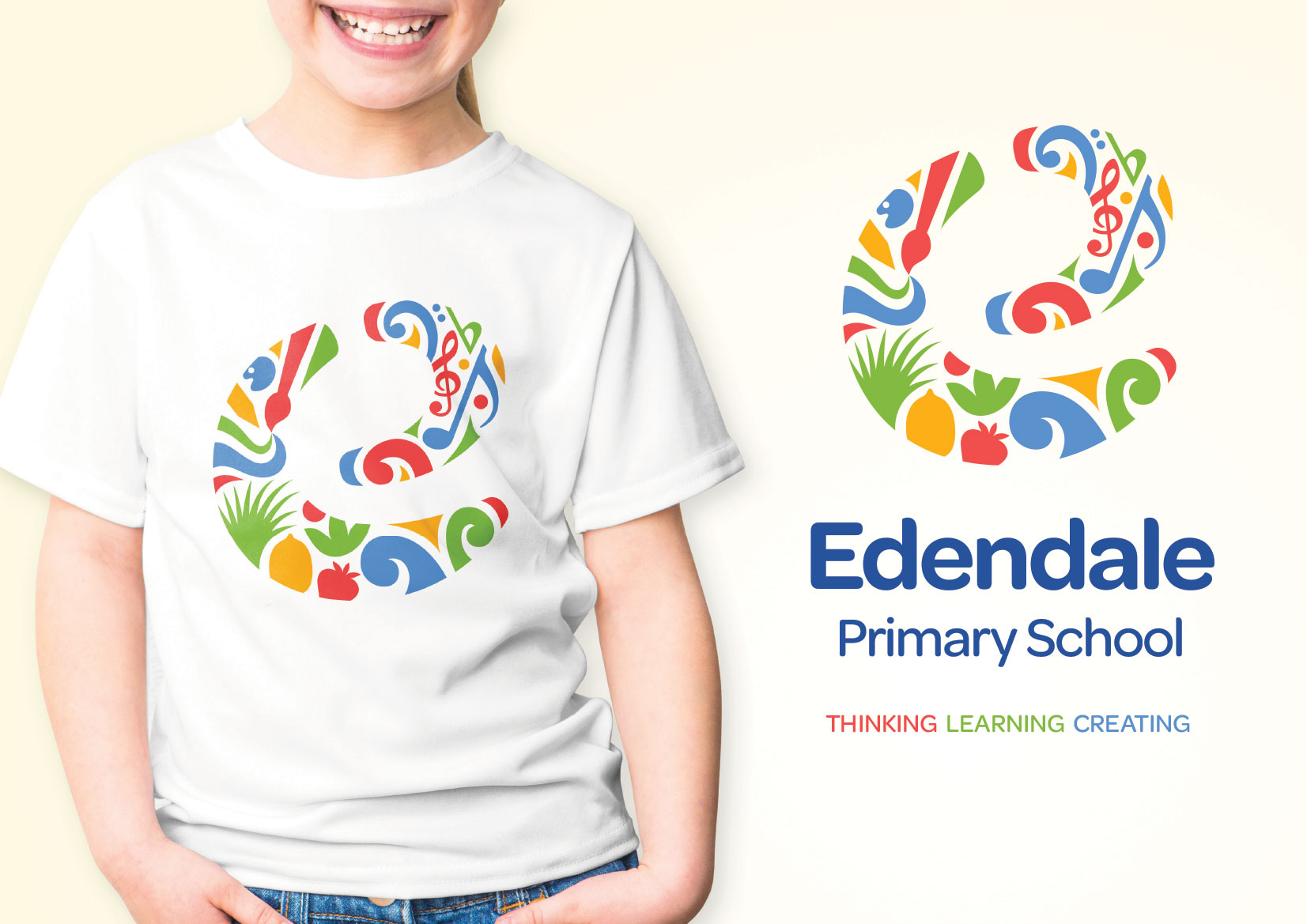 Edendale School Logo School Uniform Auckland NZ
