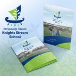 Knights Stream School New Entrant Folder
