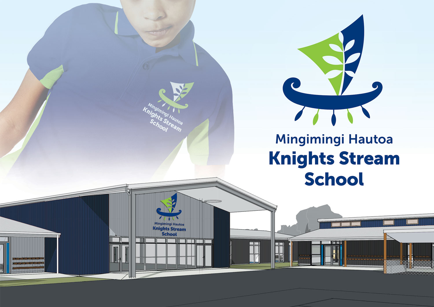 Knights Stream School Initial Artist's Impression