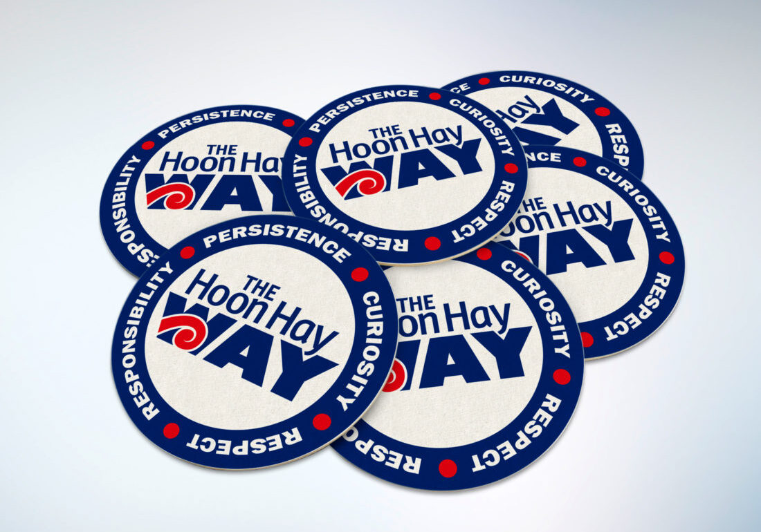 PB4L Hoon Hay Way Awards Tokens