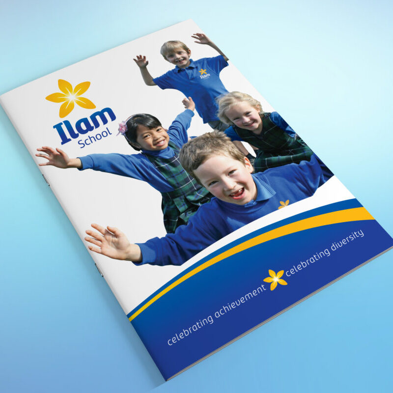 Ilam New Entrant Booklet Christchurch NZ