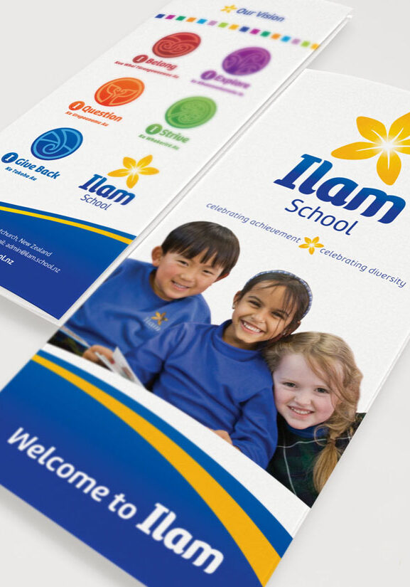 Ilam School Brochure Christchurch NZ