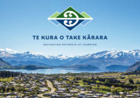 Te Kura O Take Karara School Wanaka Scenery