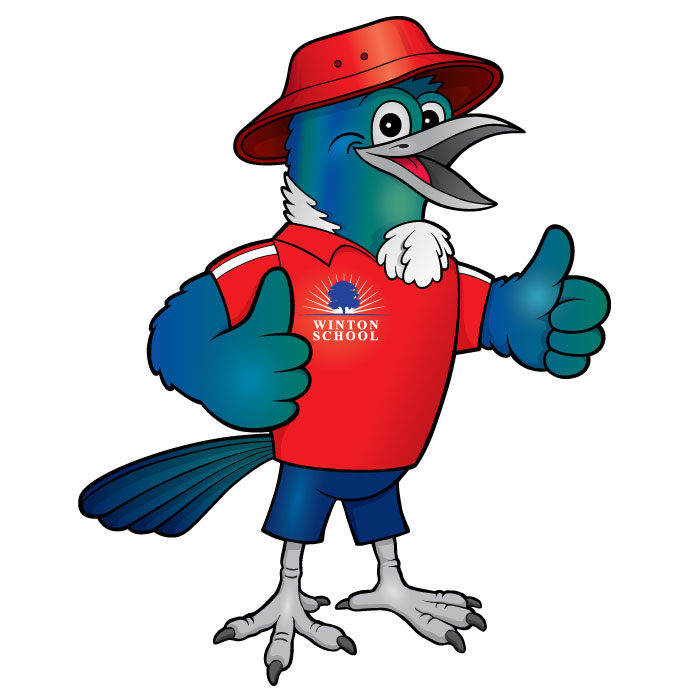 Winton School Mascot Southland NZ